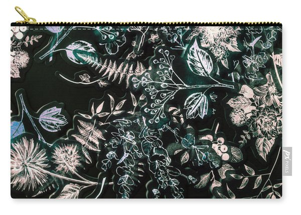 Wild Decorations Carry-all Pouch