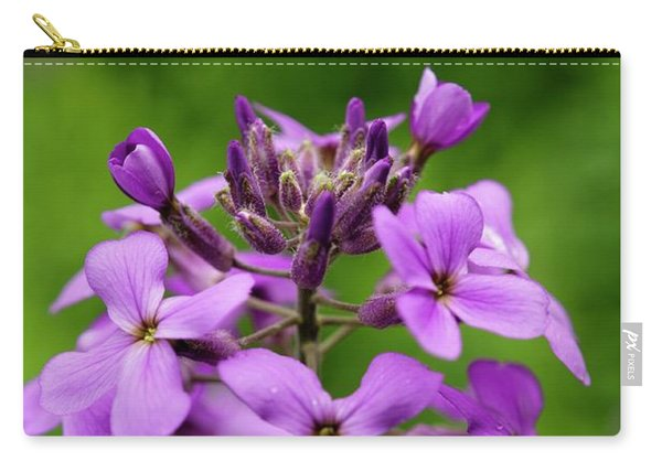 Wild Flowers In The Forest Carry-all Pouch