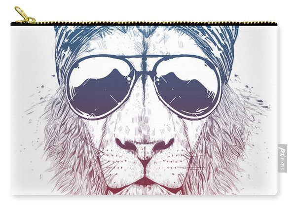 Wild Lion II Carry-all Pouch