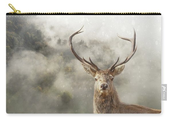 Wild Nature - Stag Carry-all Pouch