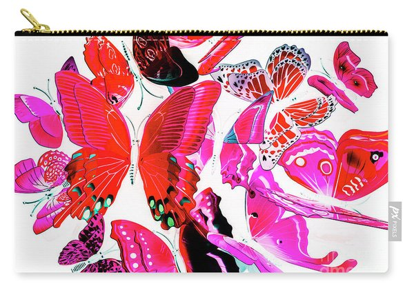 Wild Vibrancy Carry-all Pouch