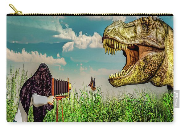 Wildlife Photographer  Carry-all Pouch