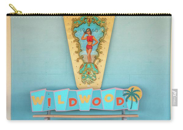 Wildwood Days Carry-all Pouch