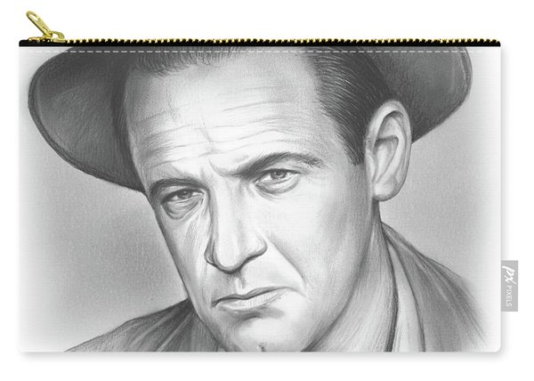 William Holden Carry-all Pouch