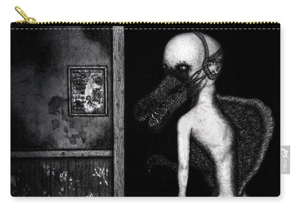 William The Flesheater - Artwork Carry-all Pouch