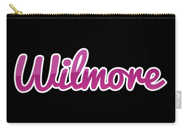 Wilmore #wilmore Carry-all Pouch