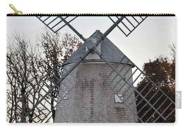 Windmill Along Cape Cod Carry-all Pouch