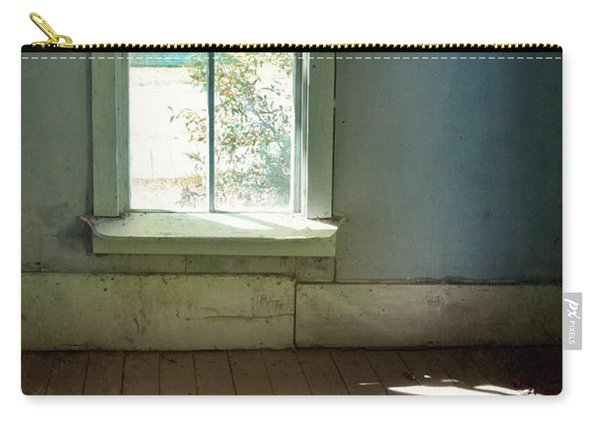 Window In Old House Carry-all Pouch