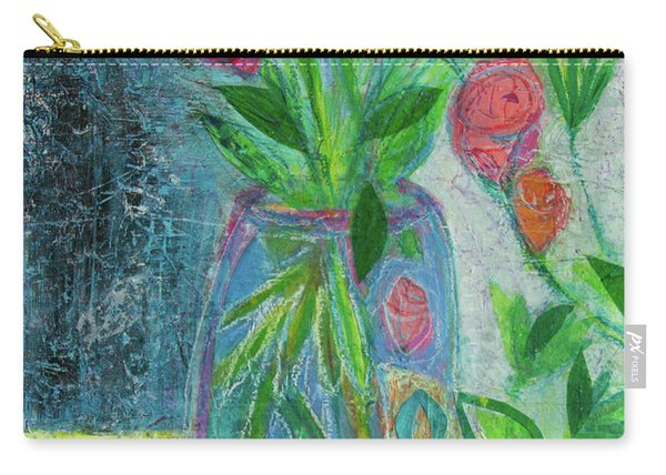 A-rose-atherapy Carry-all Pouch
