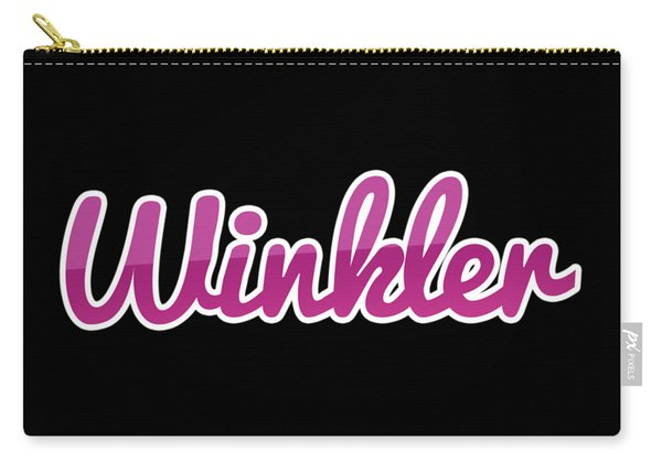 Winkler #winkler Carry-all Pouch