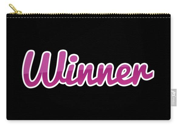 Winner #winner Carry-all Pouch