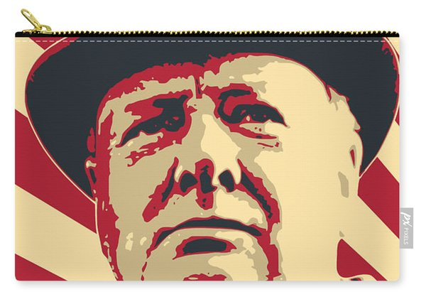 Winston Churchill Resist Carry-all Pouch