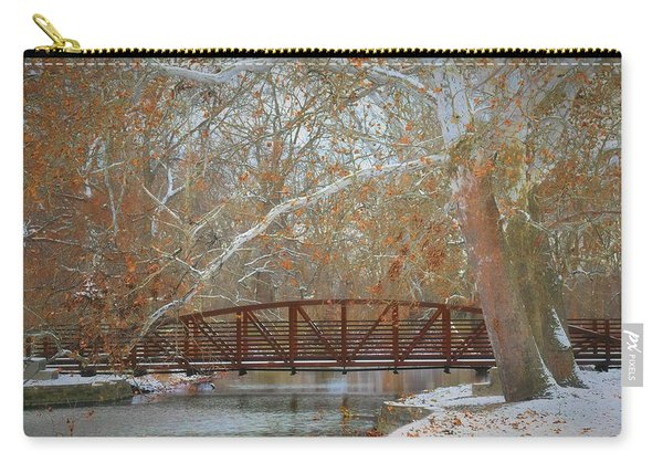 Winter Sycamores Carry-all Pouch