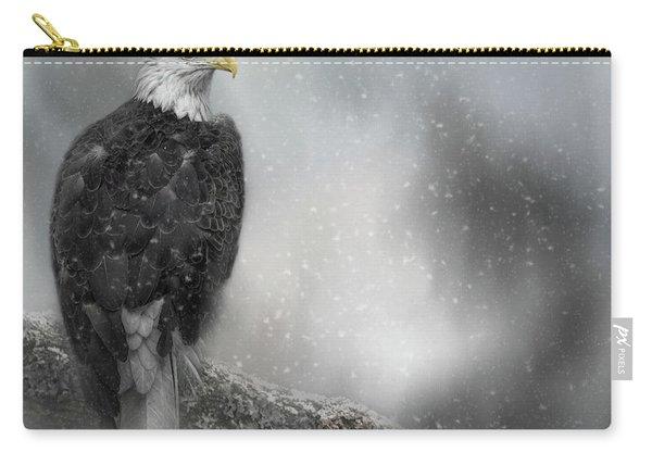 Winter Watcher Carry-all Pouch