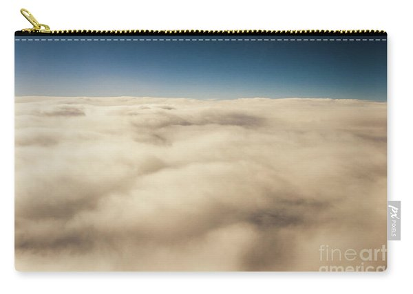 Wispy Heavens  Carry-all Pouch