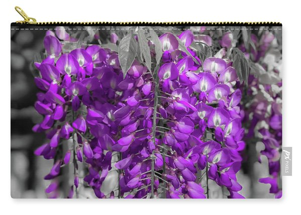 Wisteria Falling Carry-all Pouch