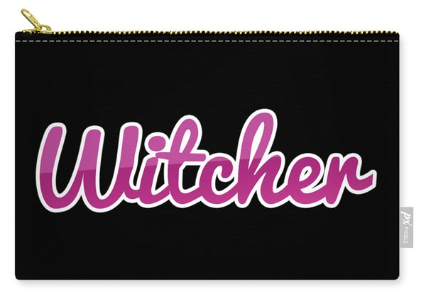 Witcher #witcher Carry-all Pouch