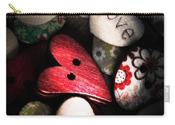 With Sentiment In The Sewing Box Carry-all Pouch