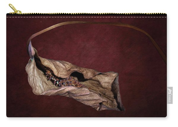 Withered Beauty Carry-all Pouch