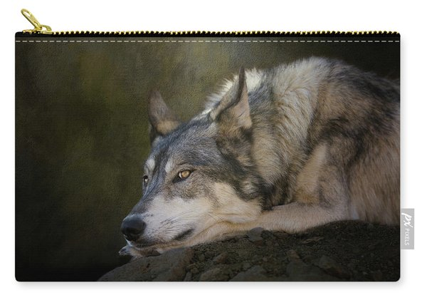 Wolf Watch Carry-all Pouch