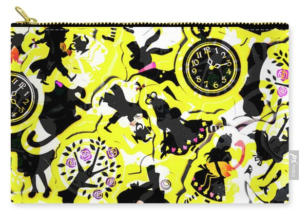 Wonderland Design Carry-all Pouch