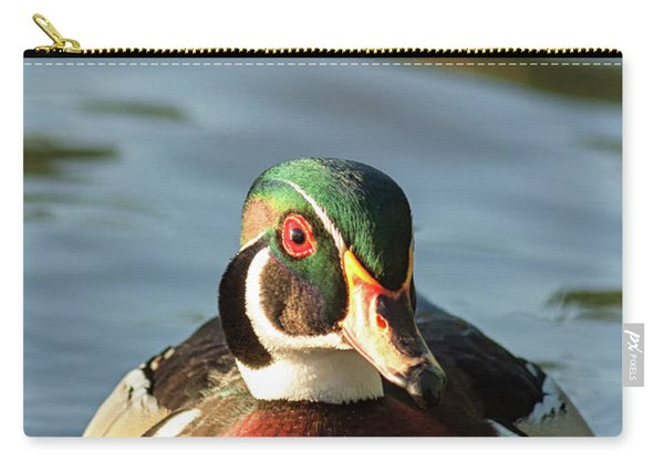 Wood Duck 3 Carry-all Pouch