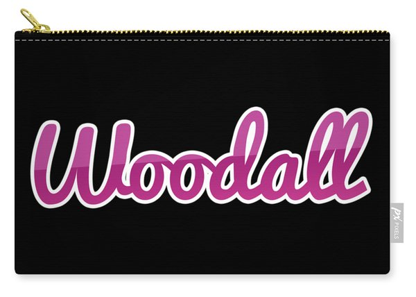 Woodall #woodall Carry-all Pouch