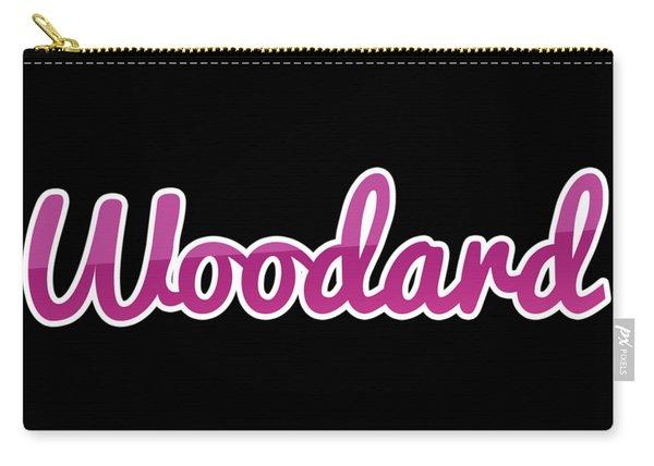 Woodard #woodard Carry-all Pouch