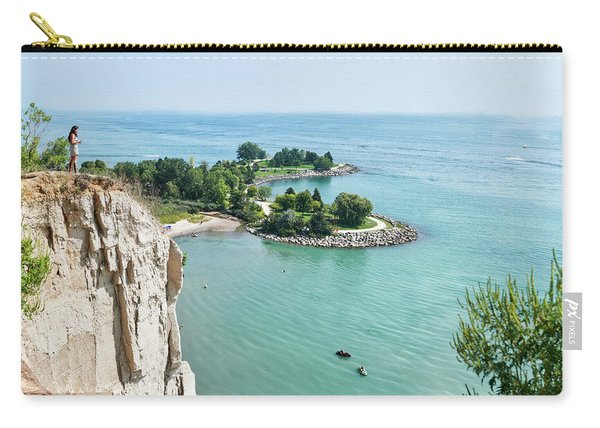 Woodbine Beach Carry-all Pouch
