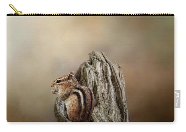 Woodland Visitor Carry-all Pouch