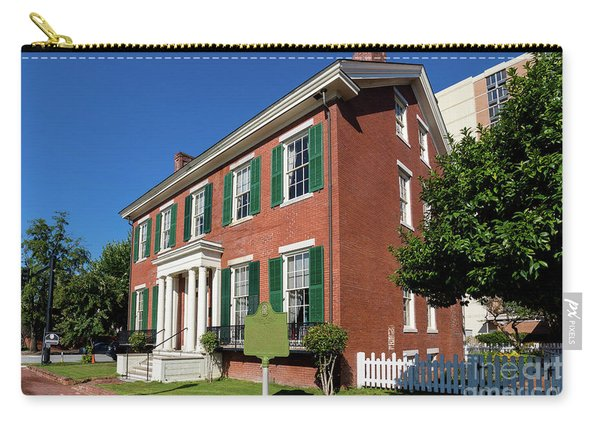 Woodrow Wilson Boyhood Home - Augusta Ga 2 Carry-all Pouch