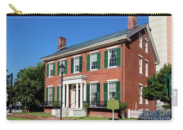 Woodrow Wilson Boyhood Home - Augusta Ga 3 Carry-all Pouch