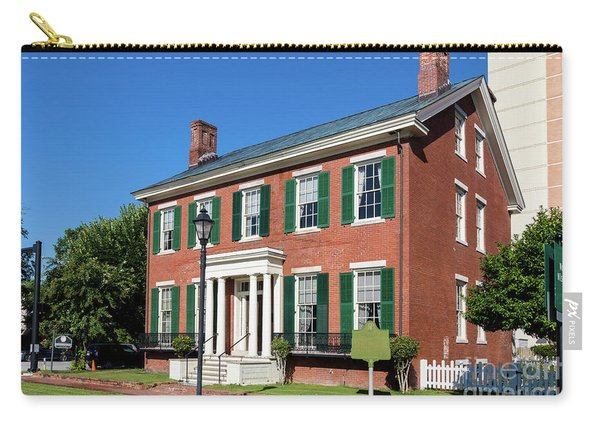 Woodrow Wilson Boyhood Home - Augusta Ga 3 Carry-all Pouch
