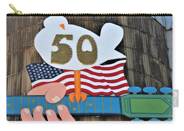 Woodstock 50th Anniversary Carry-all Pouch