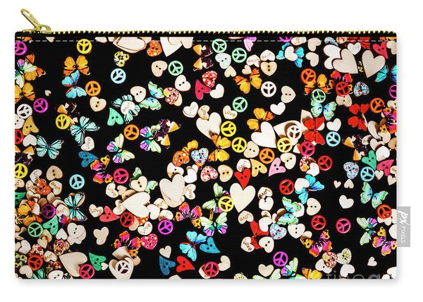 Woodstock Decorated Carry-all Pouch