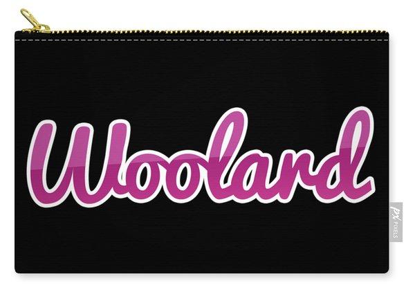 Woolard #woolard Carry-all Pouch