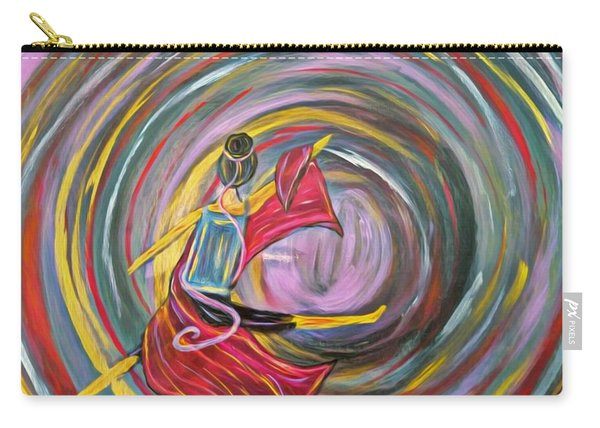 Wrapped In Love Carry-all Pouch