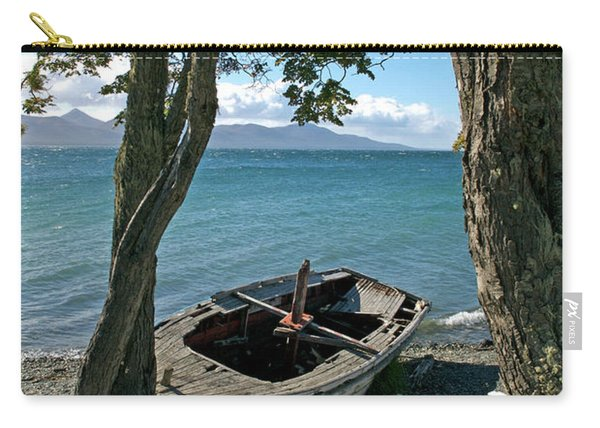 Wrecked Boat Patagonia Carry-all Pouch