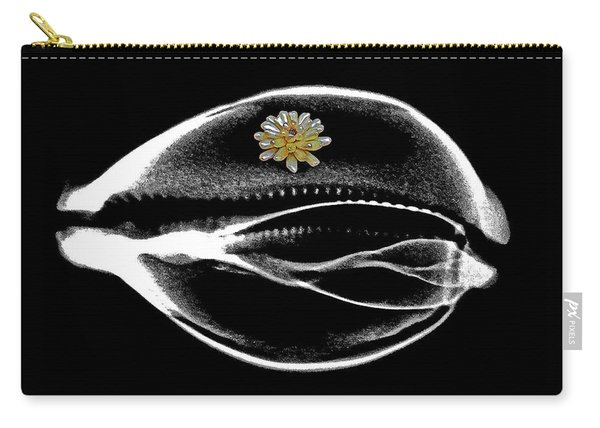 X-ray Art Photograph. Carry-all Pouch