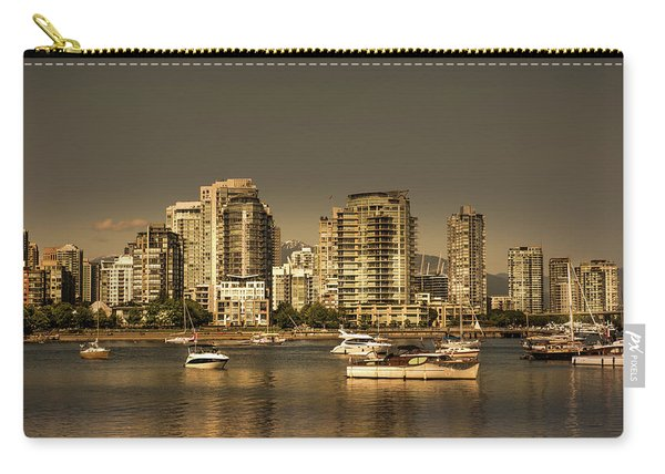 Yaletown Golden Hour Carry-all Pouch