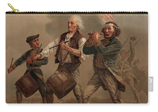 Yankee Doodle 1776 Carry-all Pouch