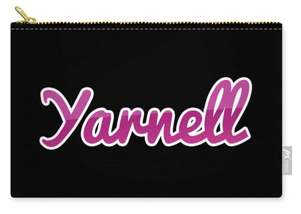 Yarnell #yarnell Carry-all Pouch