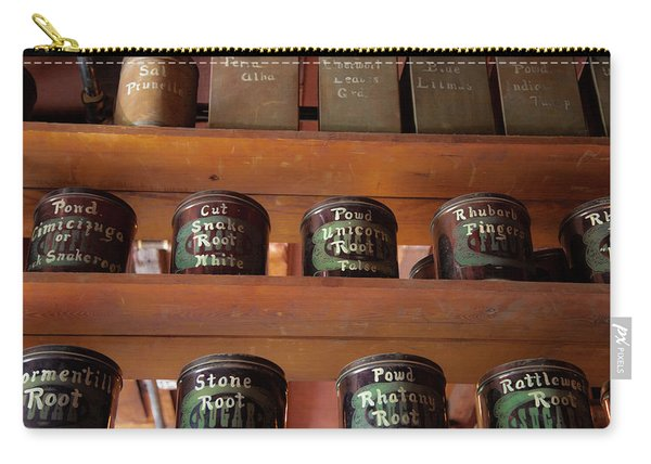 Ye Olde Time Pharmaceuticals Carry-all Pouch