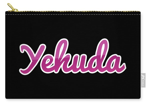 Yehuda #yehuda Carry-all Pouch