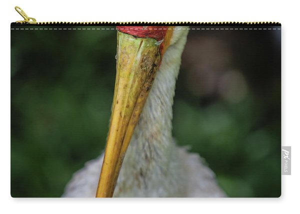 Yellow Billed Storks Carry-all Pouch