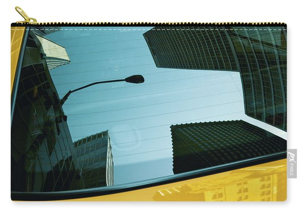Yellow Cab, Big Apple Carry-all Pouch