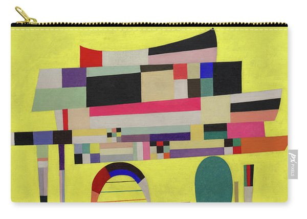 Yellow Painting - La Toile Jaune, 1938 Carry-all Pouch