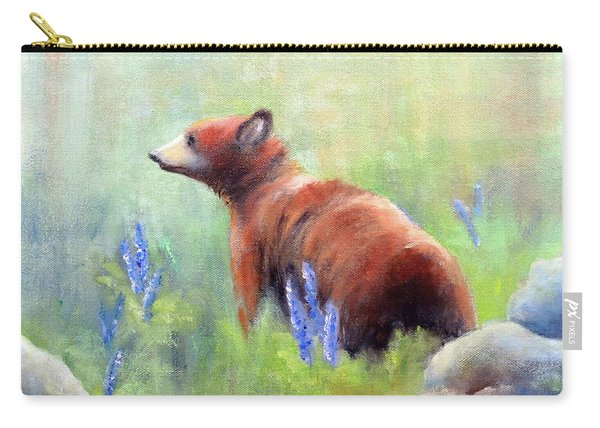 Yellowstone Black Bear Carry-all Pouch