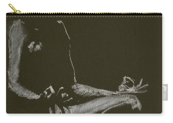 Yoga Position Carry-all Pouch