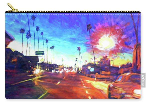 York At Figueroa, Highland Park Carry-all Pouch
